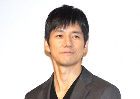 藤田まことさんの言葉に今も感謝していることを明かした西島秀俊=映画『オズランド 笑顔の魔法おしえます。』公開直前イベント (C)ORICON NewS inc.