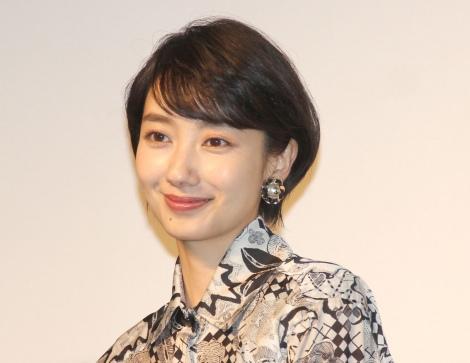 映画『オズランド 笑顔の魔法おしえます。』公開直前イベントに出席した波瑠 (C)ORICON NewS inc.
