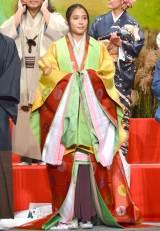 『映画ドラえもん のび太の月面探査記』の制作発表に参加した広瀬アリス (C)ORICON NewS inc.