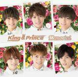 King & Princeの新曲「Memorial」が10/22付週間シングルランキング1位