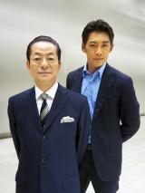 テレビ朝日系ドラマ『相棒season17』4年目に突入した水谷豊(左)と反町隆史(右) (C)ORICON NewS inc.