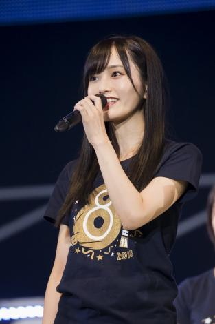 卒業公演の日程が決まった山本彩(C)NMB48