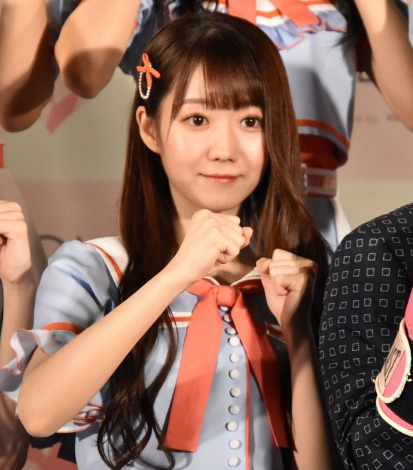 「Want you! Want you!」リリース記念イベントを行った=LOVE・大谷映美里 (C)ORICON NewS inc.
