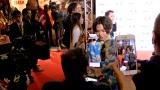 連続ドラマ『プリティが多すぎる』(日本テレビほか)ワールドプレミアに登壇した千葉雄大 (C)日本テレビ