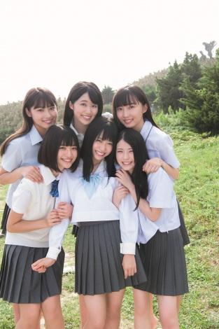 『ヤングジャンプ』46号の表紙を飾った『制コレ18』(C)Takeo Dec./集英社