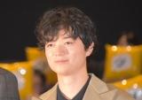 ドラマ『聖☆おにいさん』ピッコマTV配信記念特別上映会に出席した染谷将太