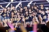 大阪城ホールで結成8周年記念ライブを開催(C)NMB48