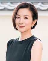 ドラマ『モンローが死んだ日』に出演する鈴木京香。NHK・BSプレミアムで2019年1月6日スタート