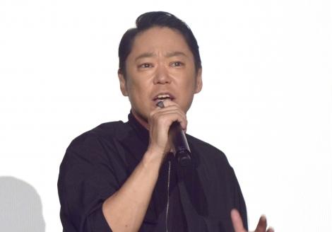 熱唱する阿部サダヲ=映画『音量を上げろタコ!なに歌ってんのか全然わかんねぇんだよ!!』のライブイベント