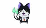 猫又(C)LEVEL-5/映画『妖怪ウォッチ』プロジェクト2018
