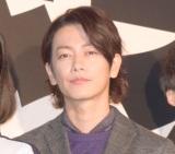 映画『億男』の初日舞台あいさつに出席した佐藤健 (C)ORICON NewS inc.