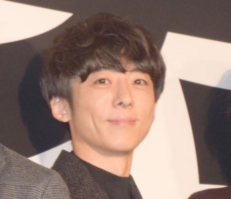 映画『億男』の初日舞台あいさつに出席した高橋一生 (C)ORICON NewS inc.