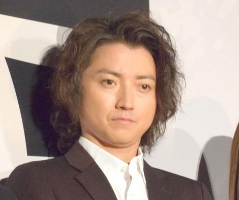 映画『億男』の初日舞台あいさつに出席した藤原竜也 (C)ORICON NewS inc.