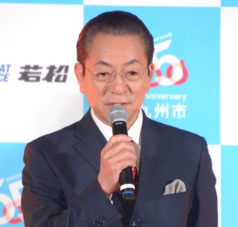 『相棒season17』特別PRイベントに登場した水谷豊 (C)ORICON NewS inc.