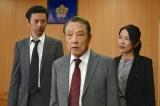茨城県警の警部・松原正次(大浦龍宇一)は敵か、味方か(C)テレビ朝日