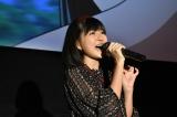 『若おかみは小学生!』スペシャルトークショーで歌声を披露した小林星蘭