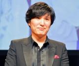 『清塚信也コウノドリコンサート』を開いたピアニスト清塚信也 (C)ORICON NewS inc.