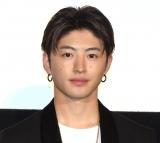 映画『ハナレイ・ベイ』公開記念舞台あいさつに出席した佐野玲於 (C)ORICON NewS inc.