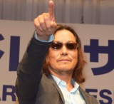 『第31回 日本 メガネ ベストドレッサー賞』に出席した豊川悦司 (C)ORICON NewS inc.