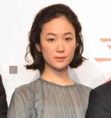映画『来る』の製作報告会に出席した黒木華 (C)ORICON NewS inc.