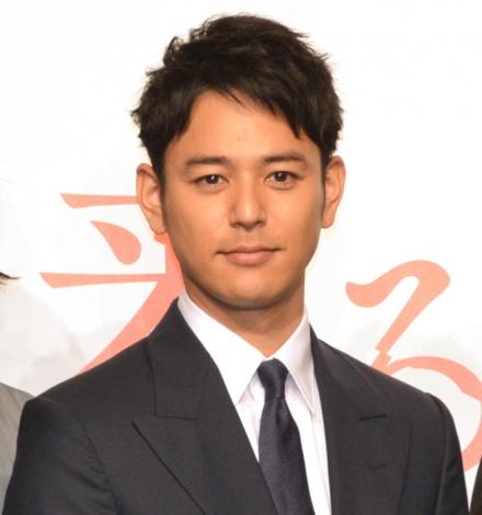 映画『来る』の製作報告会に出席した妻夫木聡 (C)ORICON NewS inc.