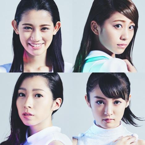 チームしゃちほこが「TEAM SHACHI」(読み:シャチ)に改名(上段左から)秋本帆華、咲良菜緒 (下段左から)大黒柚姫、坂本遥奈