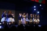 BNK48劇場公演にもサプライズで登場した指原莉乃(C)AKS