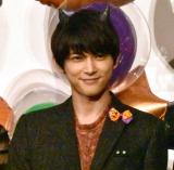 映画『あのコの、トリコ。』の大ヒット御礼舞台あいさつに出席した吉沢亮 (C)ORICON NewS inc.