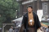 大河ドラマ『西郷どん』第40回「波乱の新政府」より。上京する隆盛(鈴木亮平)(C)NHK