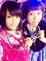 河野早紀さんがNMB48時代のさや姉とのツーショット