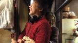 25日放送『直撃!シンソウ坂上』(後9:00)では樹木希林さんの生涯を振り返る (左から)是枝裕和、樹木希林さん (C)フジテレビ