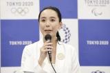 『東京2020オリンピック競技大会』公式映画の監督を務める河瀬直美氏。「感動できる作品にしたい」と語った Photo by Tokyo 2020