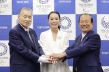 会見には森喜朗会長も出席した Photo by Tokyo 2020
