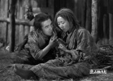 NHK・BS4Kで12月29日放送、『山椒大夫 4Kデジタル修復版』(溝口健二監督、1954年製作)(C)KADOKAWA 1954