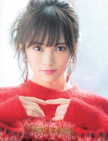 サムネイル 『smart』の表紙を飾ったNMB48・山本彩