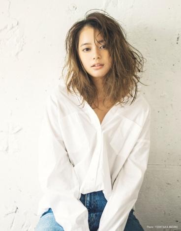 サムネイル 第1子妊娠発表した岸本セシル Photo : YOSHITAKA MIZUNO