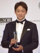 『第19回 ベストフォーマリスト賞 2018』授賞式に出席した山本耕史 (C)ORICON NewS inc.