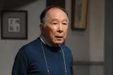 ヒロインの夫・公平の晩年を演じる橋爪功(C)テレビ朝日