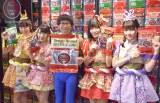 (左から)さくらなみき、高木由莉愛、ひょっこりはん、江口結香、天乃七夕 (C)ORICON NewS inc.