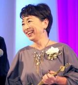 『東京ドラマアウォード2018』で助演女優賞を受賞した阿川佐和子 (C)ORICON NewS inc.