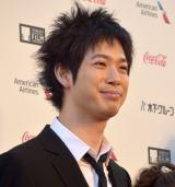 『第31回東京国際映画祭』オープニングイベントのレッドカーペットに登場した渡辺大知 (C)ORICON NewS inc.