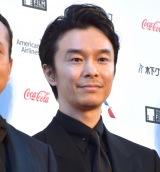 『第31回東京国際映画祭』オープニングイベントのレッドカーペットに登場した『アジア三面鏡2018:Journey』長谷川博己 (C)ORICON NewS inc.
