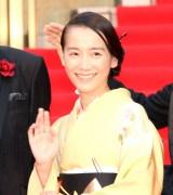 『第31回東京国際映画祭』オープニングイベントのレッドカーペットに登場した篠原ともえ (C)ORICON NewS inc.