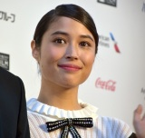 『第31回東京国際映画祭』オープニングイベントのレッドカーペットに登場した広瀬アリス (C)ORICON NewS inc.
