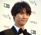 『第31回東京国際映画祭』オープニングイベントのレッドカーペットに登場した福士蒼汰 (C)ORICON NewS inc.