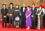 『第31回東京国際映画祭』オープニングイベントのレッドカーペットに登場した『鈴木家の嘘』キャスト (C)ORICON NewS inc.