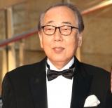 『第31回東京国際映画祭』オープニングイベントのレッドカーペットに登場した岸部一徳 (C)ORICON NewS inc.