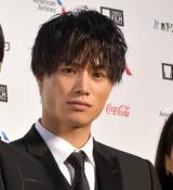 『第31回東京国際映画祭』オープニングイベントのレッドカーペットに登場した鈴木伸之 (C)ORICON NewS inc.