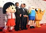 『第31回東京国際映画祭』オープニングイベントのレッドカーペットの模様 (C)ORICON NewS inc.