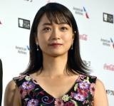 『第31回東京国際映画祭』オープニングイベントのレッドカーペットに登場した深川麻衣 (C)ORICON NewS inc.